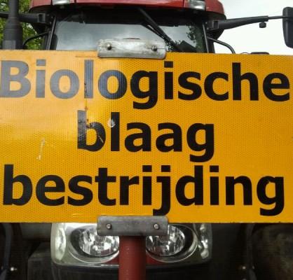 biologische blaagbestrijding