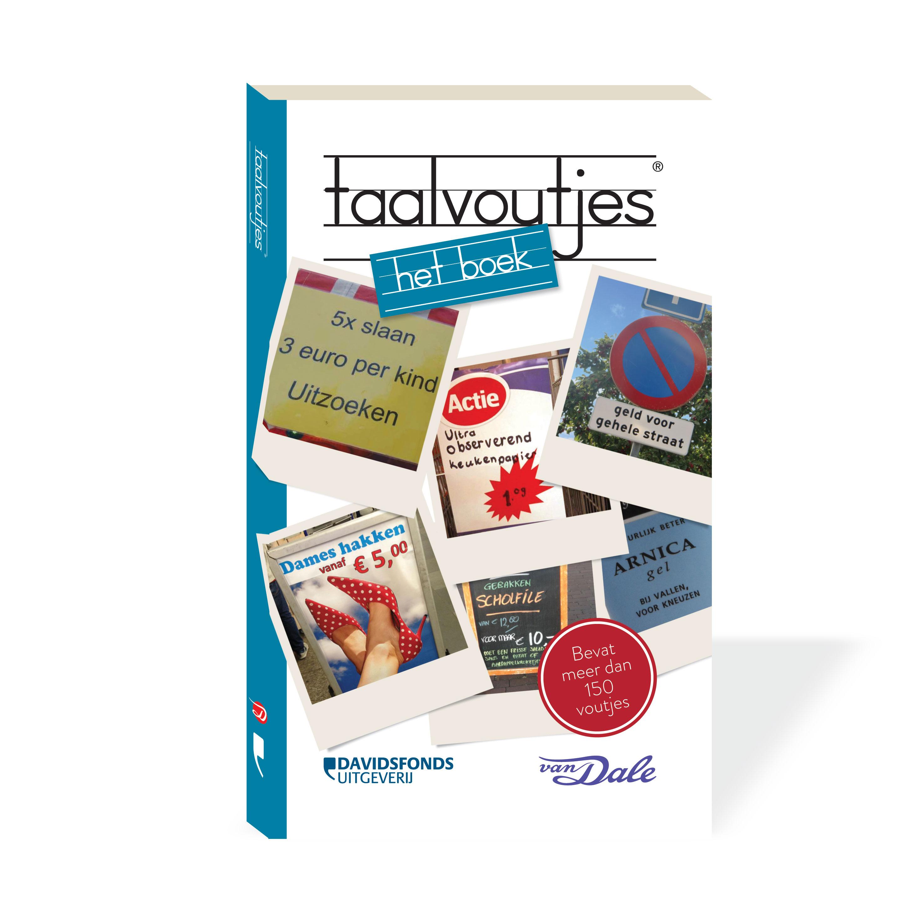 Taalvoutjes - het-boek 1