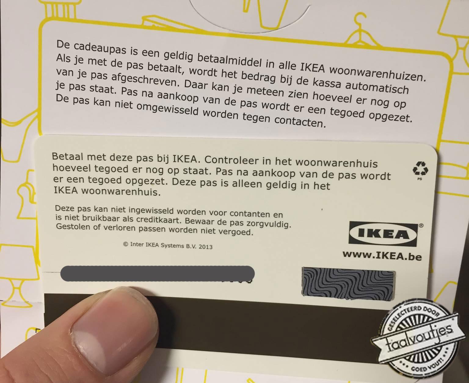 Contact - Ikea