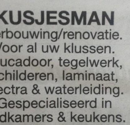 Kusjesman