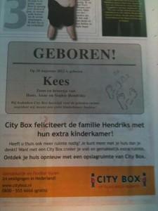 City Box breidt uit met kinderopvang