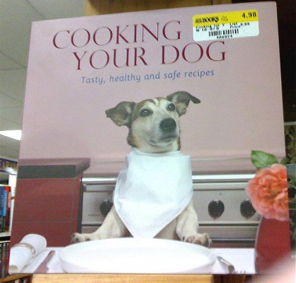cooking your dog