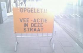 vee-actie