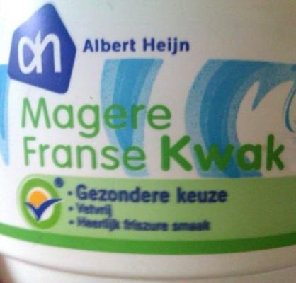 magere franse kwak