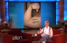 Ellen Degeneres tatoeages