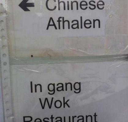 chinese afhalen
