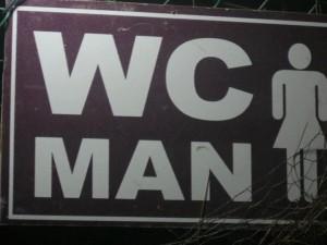 Speciaal voor supermannen met cape!