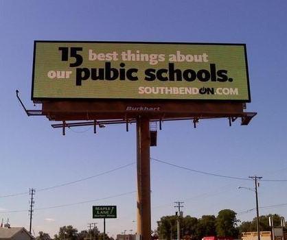 pubic schools