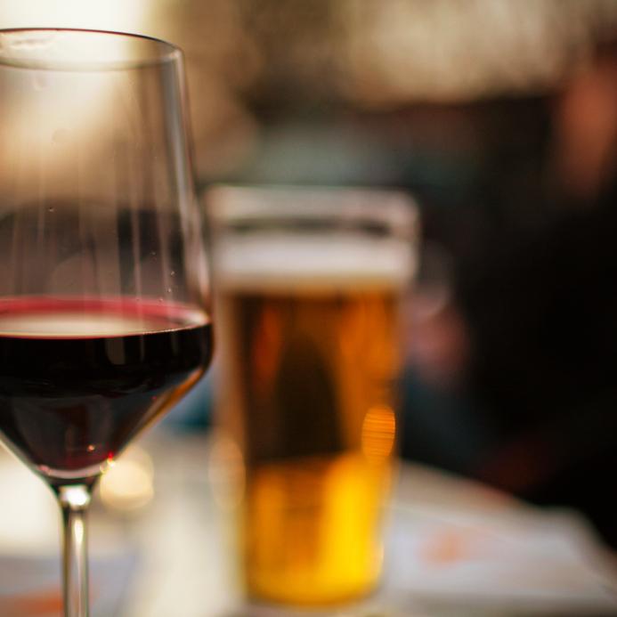 Woordweetje: bier na wijn geeft venijn