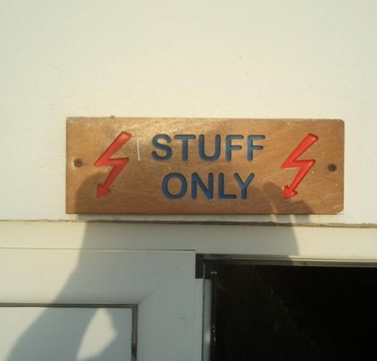 stuff only