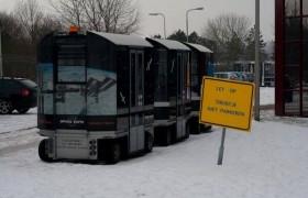 treintje niet parkeren