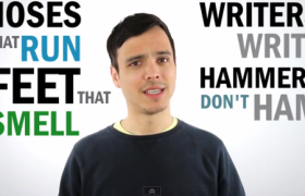 Video: English is difficult