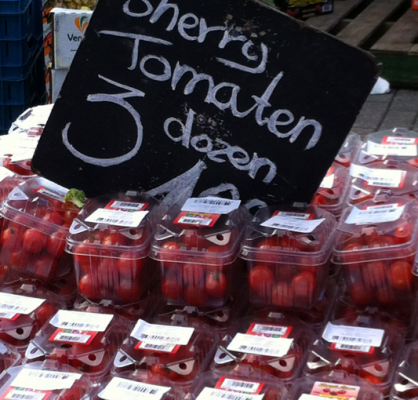 Sherry tomaten