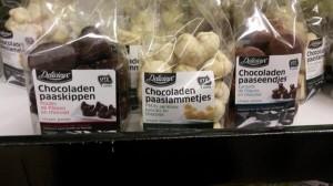Inladen, uitladen, chocoladen