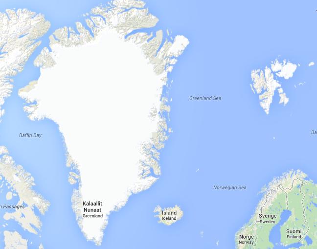 Woordweetje: Groenland