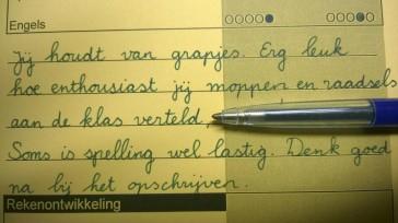 7. Inderdaad, soms is spelling wel lastig…