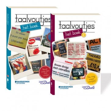 Taalvoutjes - het boek 1 en 2