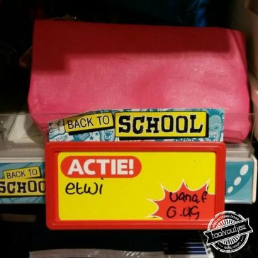 Terug naar school is inderdaad geen slecht idee.