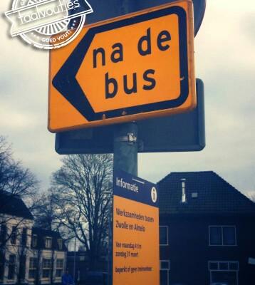 Na de bus