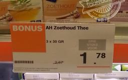 zoethoudthee
