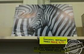 zebra of gestreept paard?