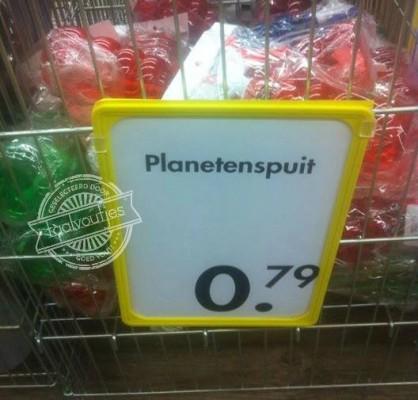 plantenspuit of planetenspuit?