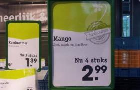 mango draadloos