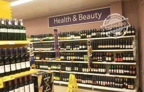 health & beauty - wijn