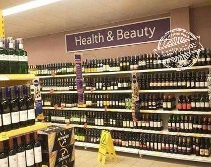 health & beauty - wijn