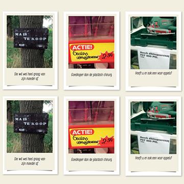 Stickers polaroid