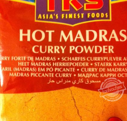 curry herriepoeder