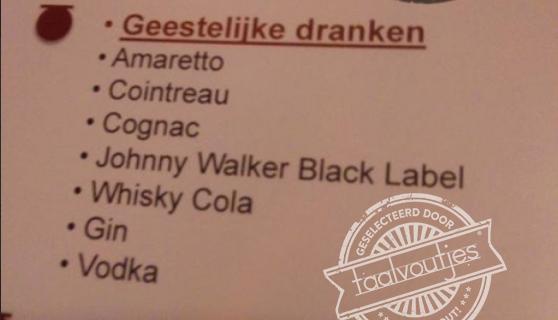 Column – De troebele whisky van de notaris