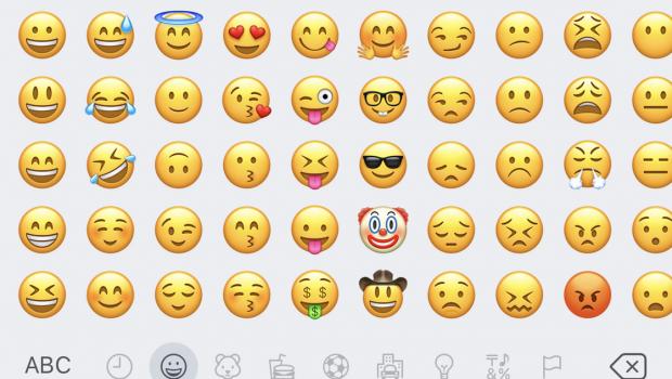 Woordweetje: Laat je emoji's de vrije loop