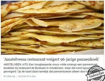 Zeg NEE tegen bedorven voedsel!