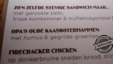 Ober, mijn broodje is beschimmeld!