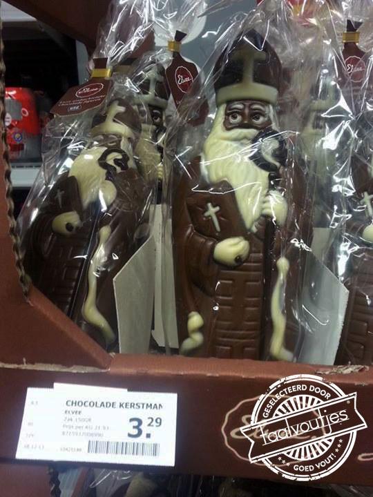 Sinterklaas of kerstman