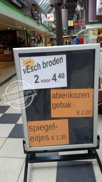 Wij verkopen geen gebak <18.