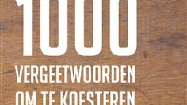 Boekrecensie: 1000 vergeetwoorden om te koesteren