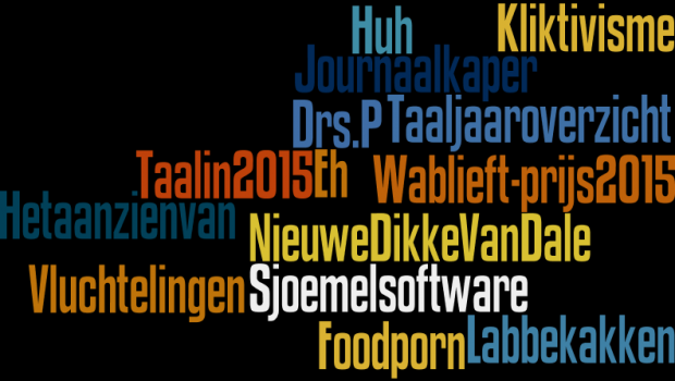 Column: Een foto van het Nederlands