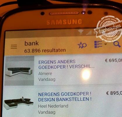 ergens anders goedkoper