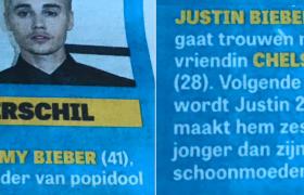 Stiefmoeder Justin Bieber