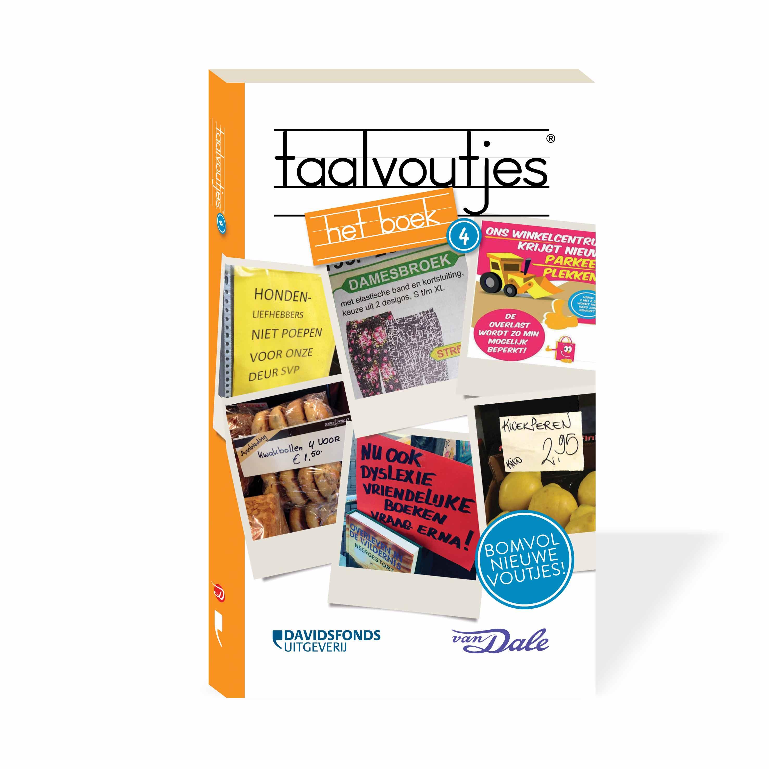 Taalvoutjes - het boek 4