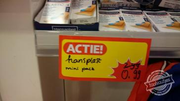 """""""Hans, niet hier …"""""""