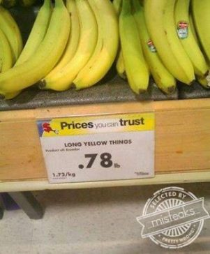 Who wouldn't go bananas over a deal like that?