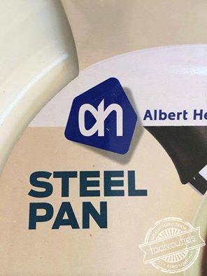 Steel pan of steelpan?