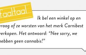 Faaltaal cannabis