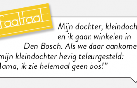 Faaltaal Den Bosch
