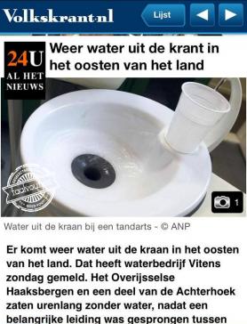 Ik vond het nieuws al nogal droog …