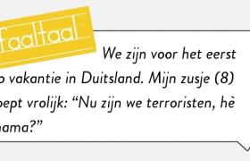 terroristen of toeristen?