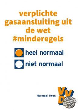 De VVD schuwt de stekelige kwesties niet.